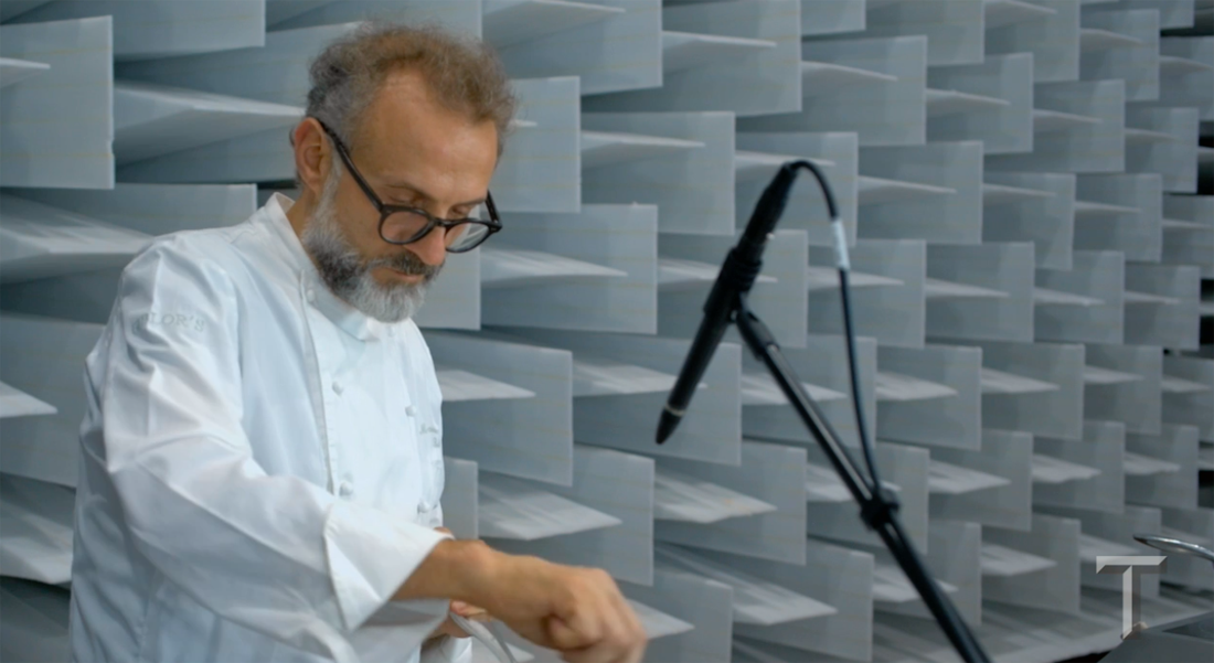 Massimo Bottura cuoco lasagna