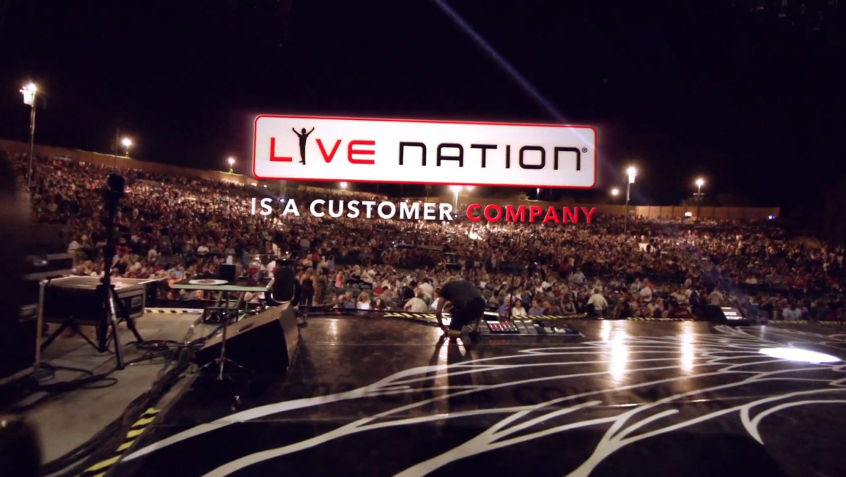 via rektoverso.be - Live Nation Logo