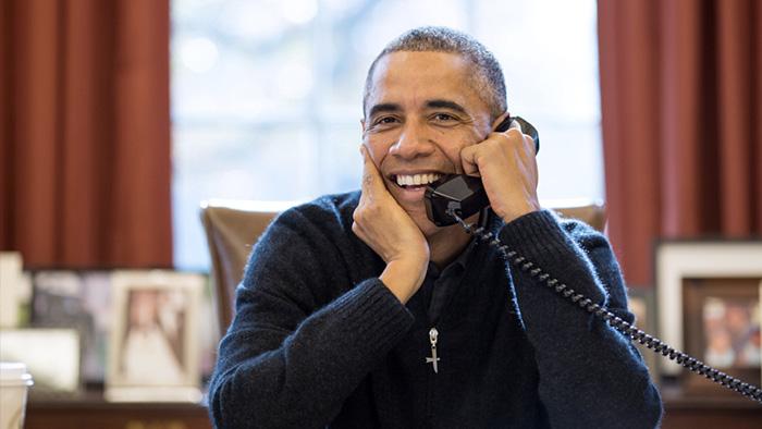 Barack Obama, il presidente delle playlist
