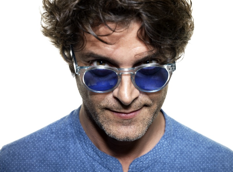via onstageweb.com - Samuele Bersani