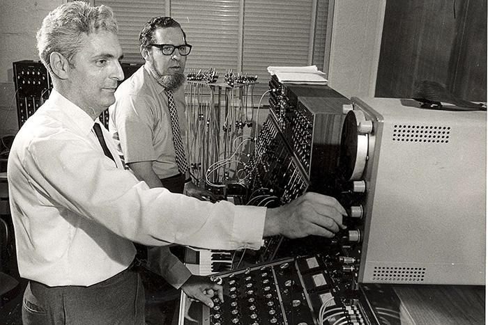 via artribune.com - Robert Moog