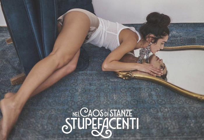 via Facebook - Levante caos nuovo album copertina