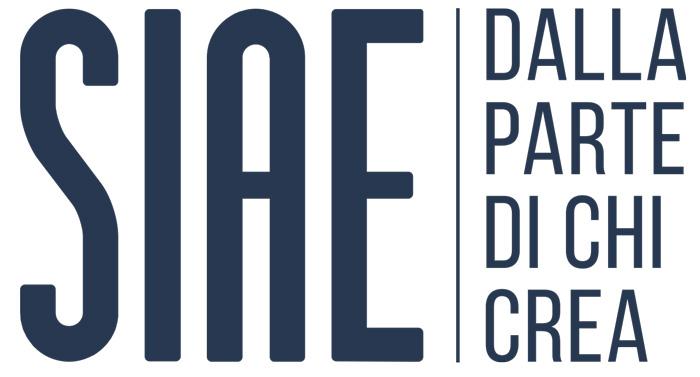 via Wikipedia - Siae logo nuovo