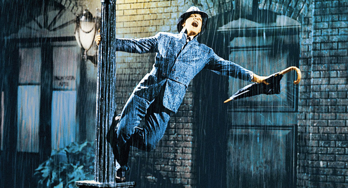 via thefilmspectrum.com/ - singing in the rain film