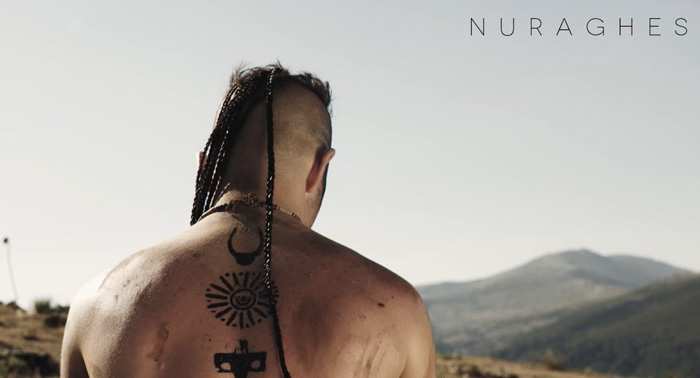 via YouTube - Salmo nuraghes film corto 2