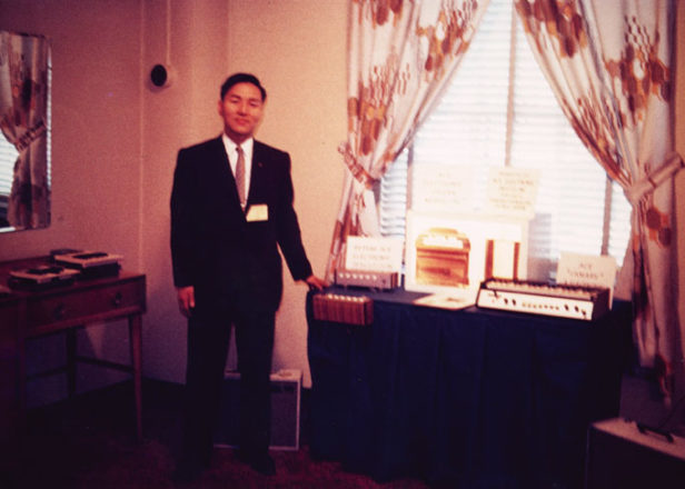 via thevinylfactory.com - Ikutaro Kakehashi