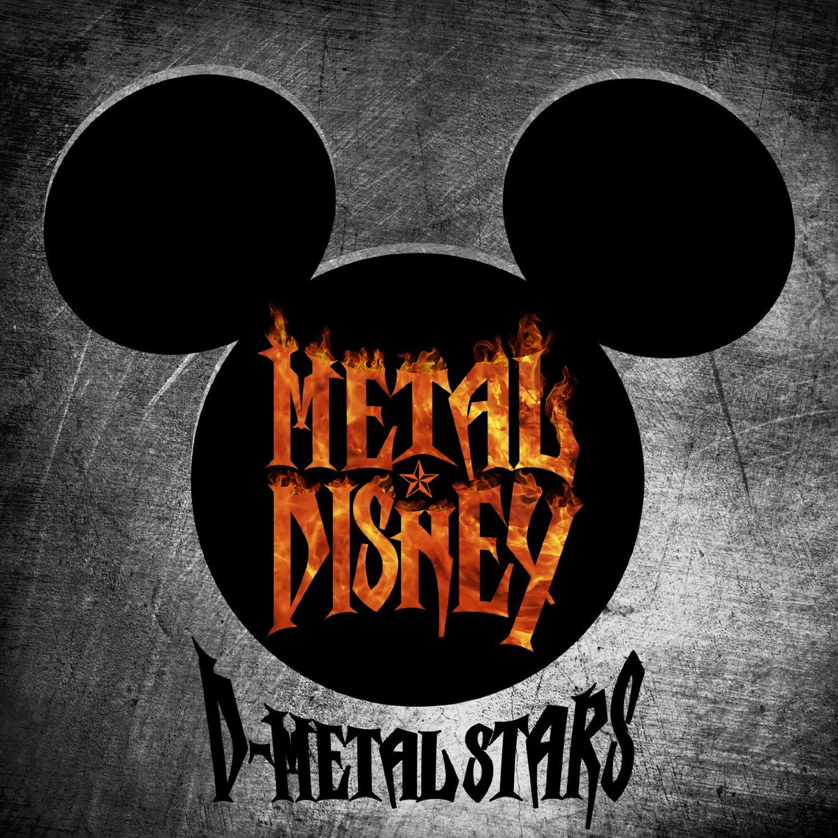 via twitter @gawrsh - Metal Disney