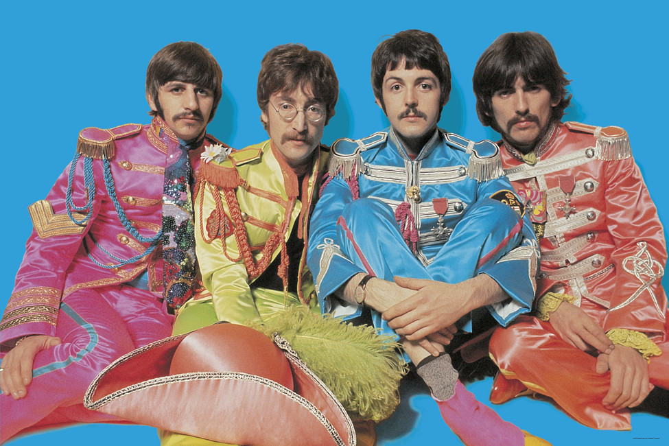 Sgt. Pepper's beatles