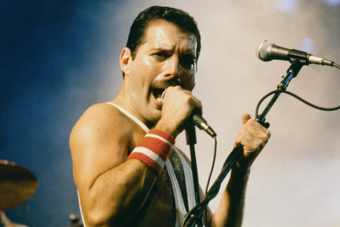 Freddy Mercury, via timeincuk.net - Freddy Mercury