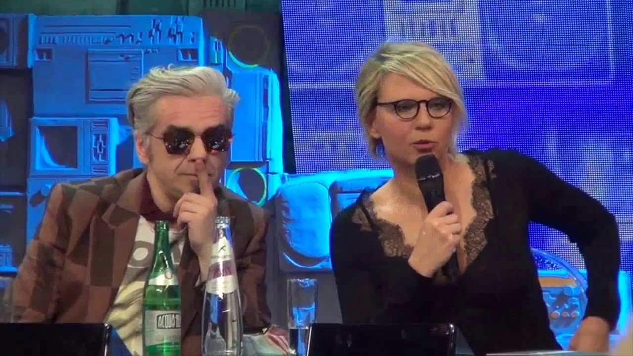 via Youtube - Morgan e la De Filippi