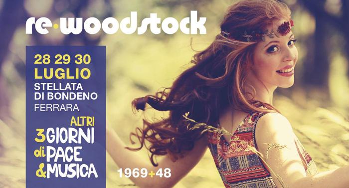 Re-Woodstock ferrara