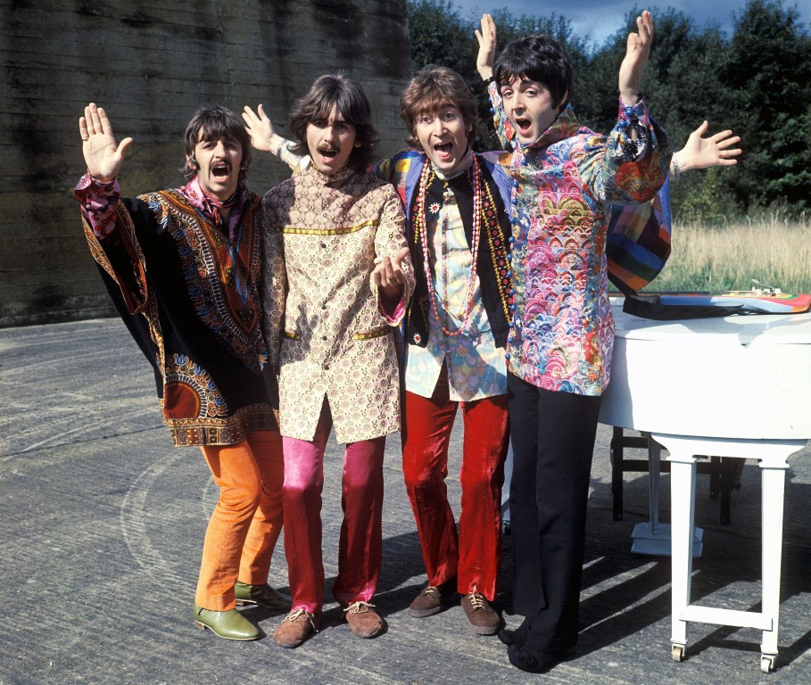 via commons.wikimedia.org - The Beatles