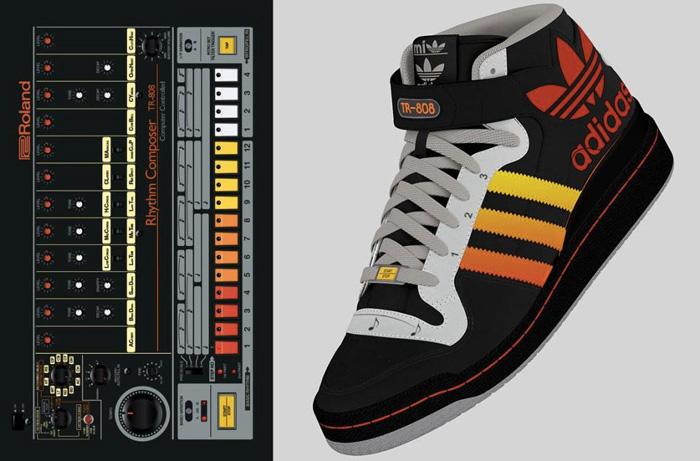 via http://neelyanddaughters.com/ - adidas-tr-808-drum-machine-modello-prezzo