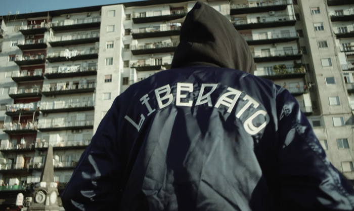 Liberato rapper nuovo video scurdat
