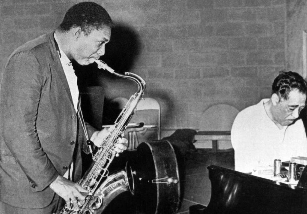 The Jazz Standards è una gigantesca playlist per avvicinarsi al jazz - John Coltrane e Duke Ellington