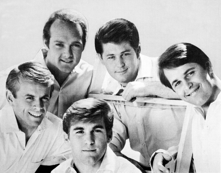 """Sunshine Tomorrow"", in arrivo un cofanetto dei Beach Boys con inediti e rarità - Ph. Capitol Records"