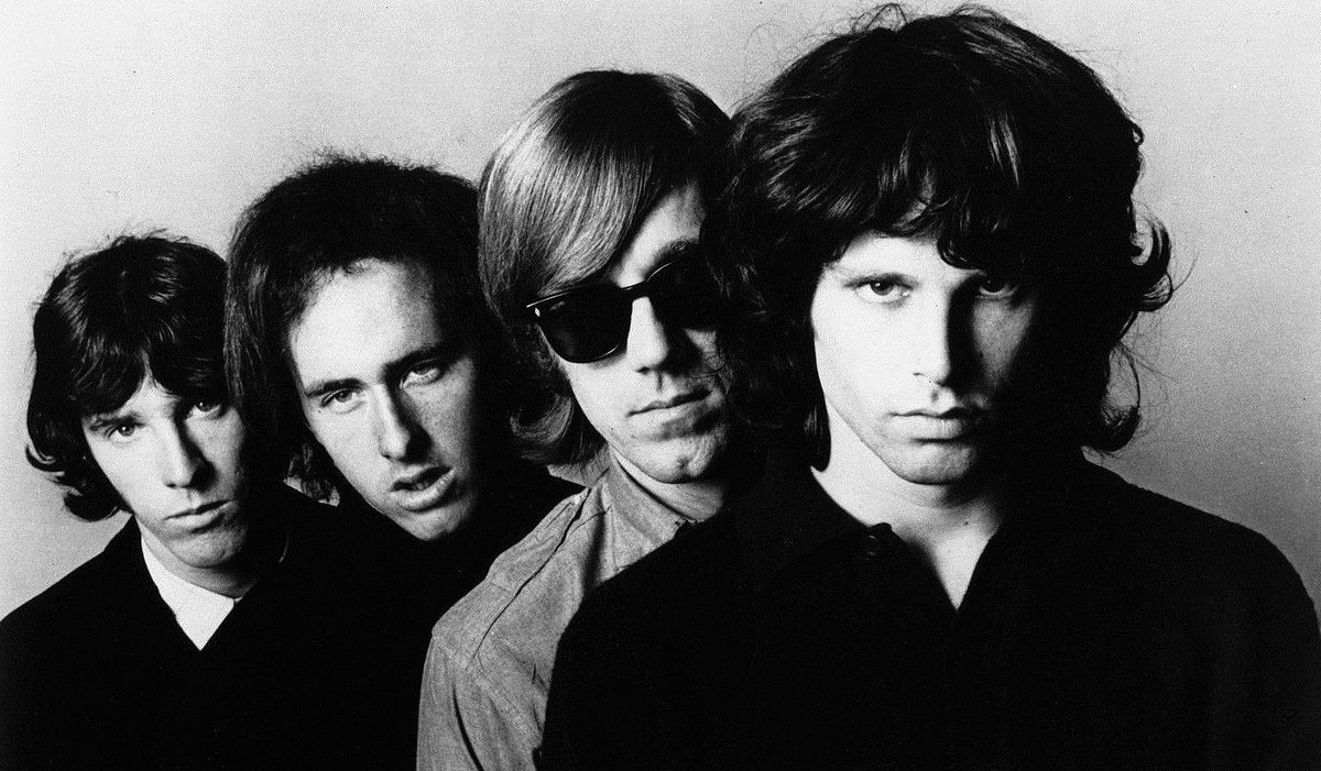 "The Doors, speciale  ristampa di ""Light My Fire"" per il cinquantesimo anniversario - I Doors nel 1966"