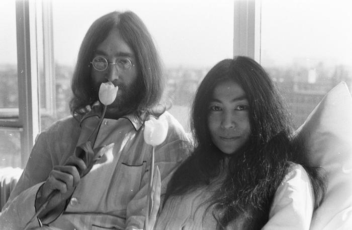 "Yoko-Ono è stata accreditata come co-autrice di ""Imagine"" di John Lennon - Foto del Nationaal Archief"