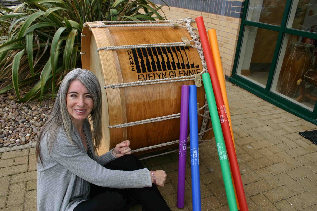 boomwhackers.com - Evelyn Glennie