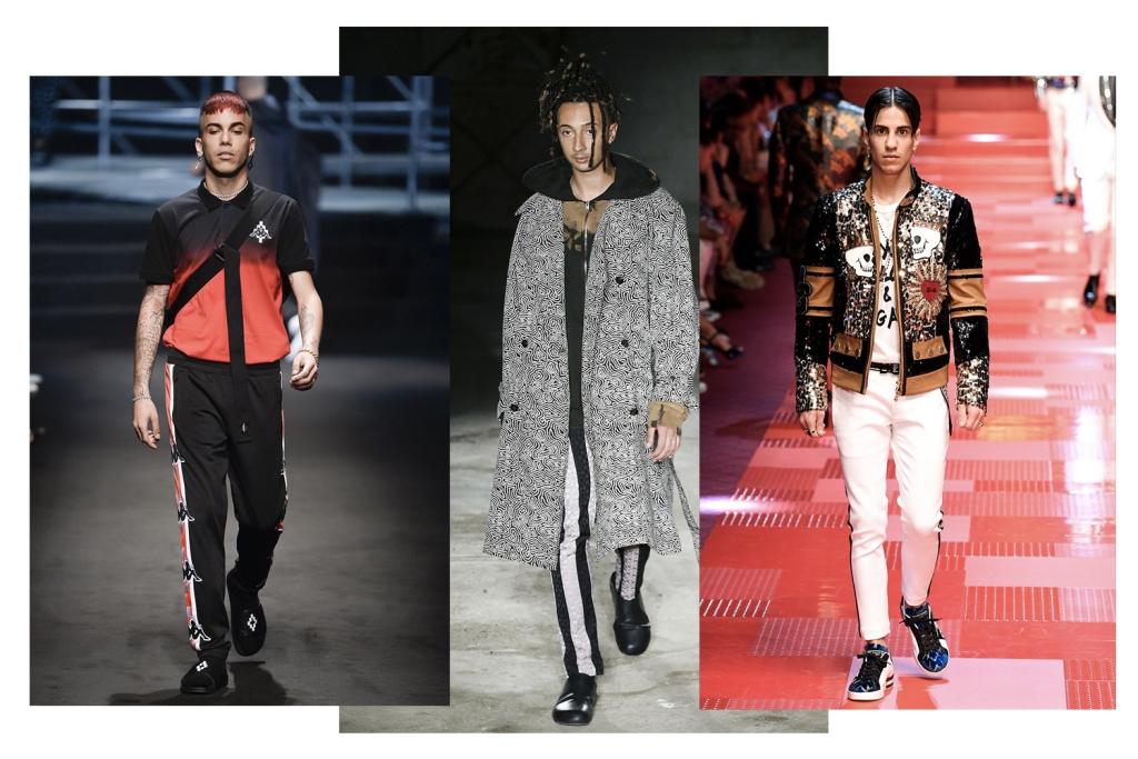 Sfera News Tedua Week Alla Fashion Ghali Ebbasta E Milano Sfilano rrnqzB6xw4