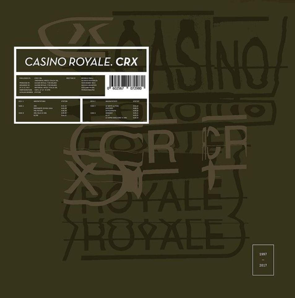 Casino Royale CRX - 20th Anniversary Edition