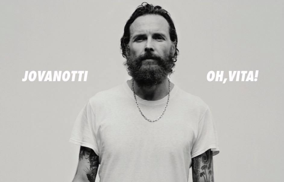 Jovanotti Oh, vita! (dettaglio copertina)