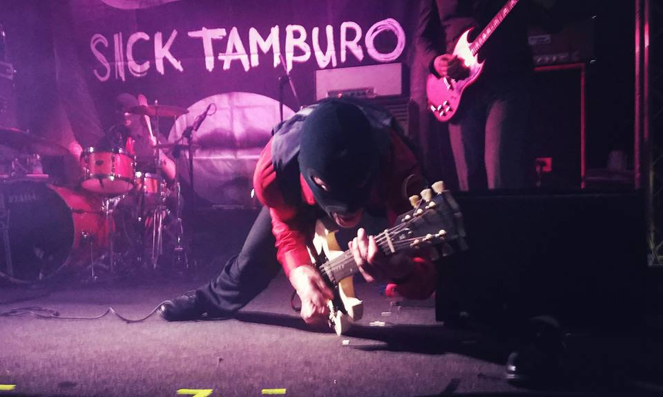 Sick Tamburo, annunciate le ultime date del tour invernale - Sick Tamburo (foto via Facebook)