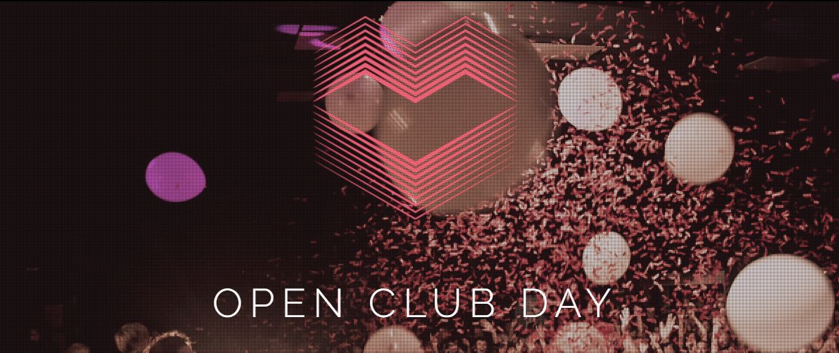 Open Club Day