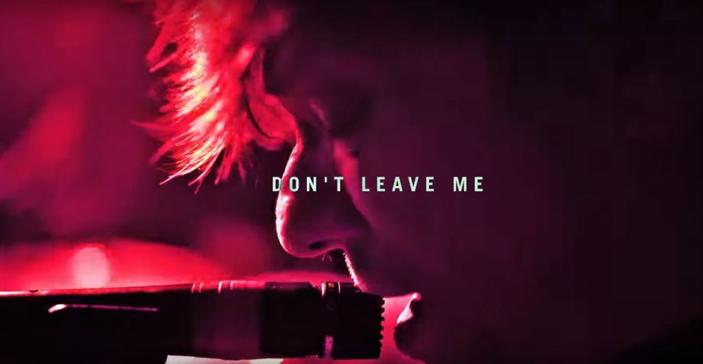 Un'immagine del video di Don't Leave Me Alone degli One Dimensional Man