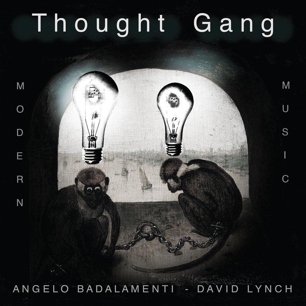 Risultati immagini per david lynch angelo badalamenti thought gang