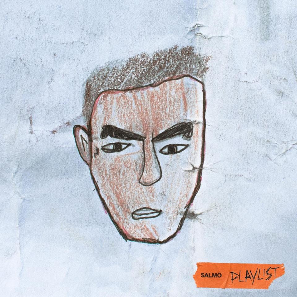 Salmo Playlist (artwork a cura di Moab)
