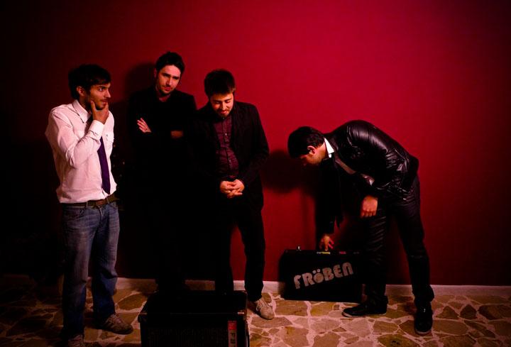 EP in free download per The Talking Bugs, una delle band che più ci sono piaciute negli ultimi mesi
