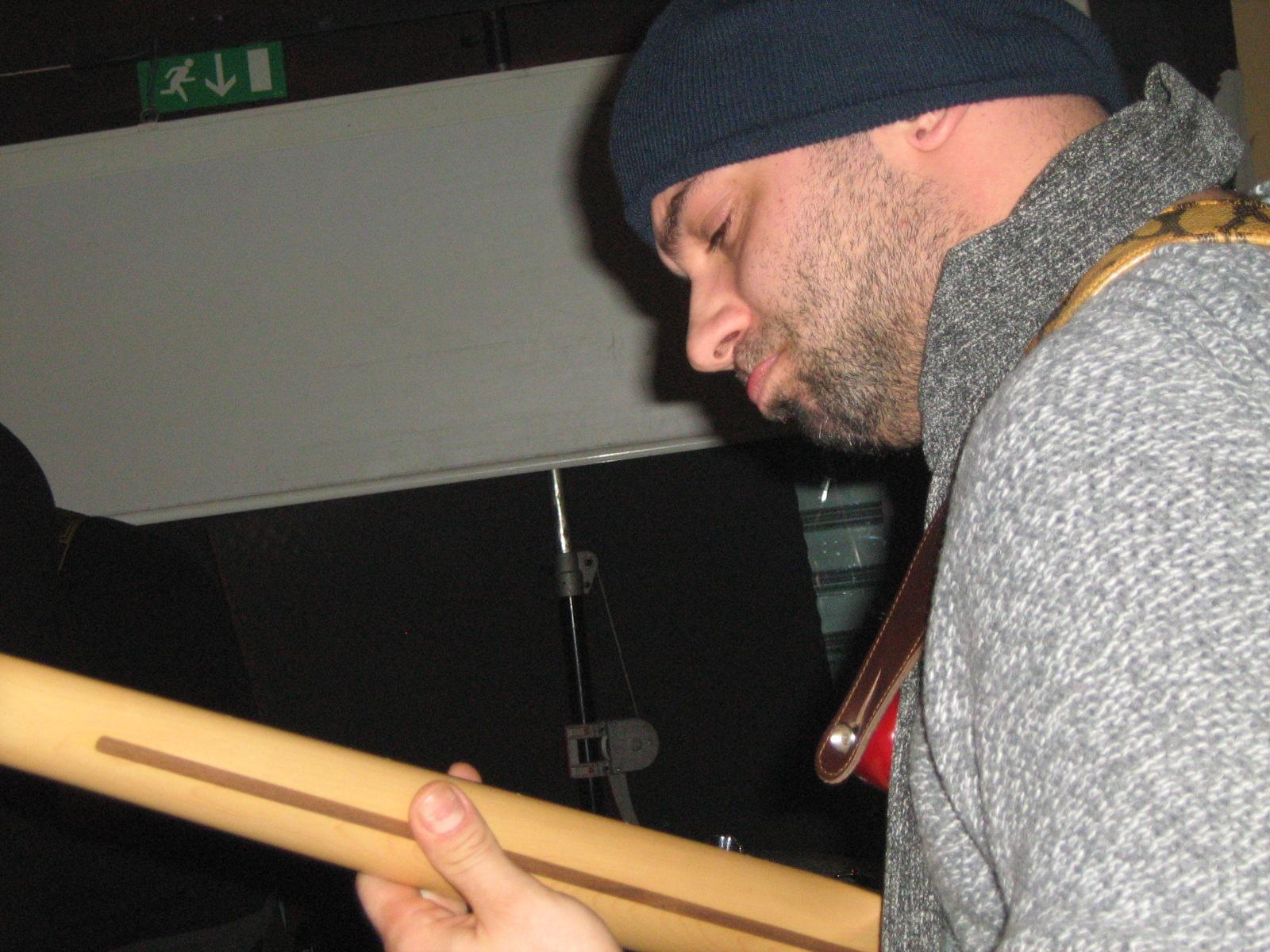 Il piacentino Go Dugong ha partecipato ad un disco di remix di Fortune Howl