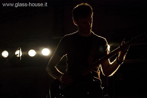 Foto di Gianluca Zonza - Enrico Fontanelli, tastierista e bassita degli Offlaga Disco Pax, è morto nella notte del 4 aprile