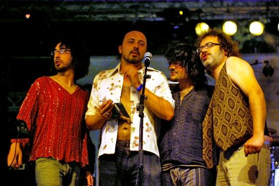 Foto di Nik Soric - Il dietro le quinte di Annapaola Martin e il le foto dal vivo di Nik Soric. Ecco come è andata ieri a Bologna