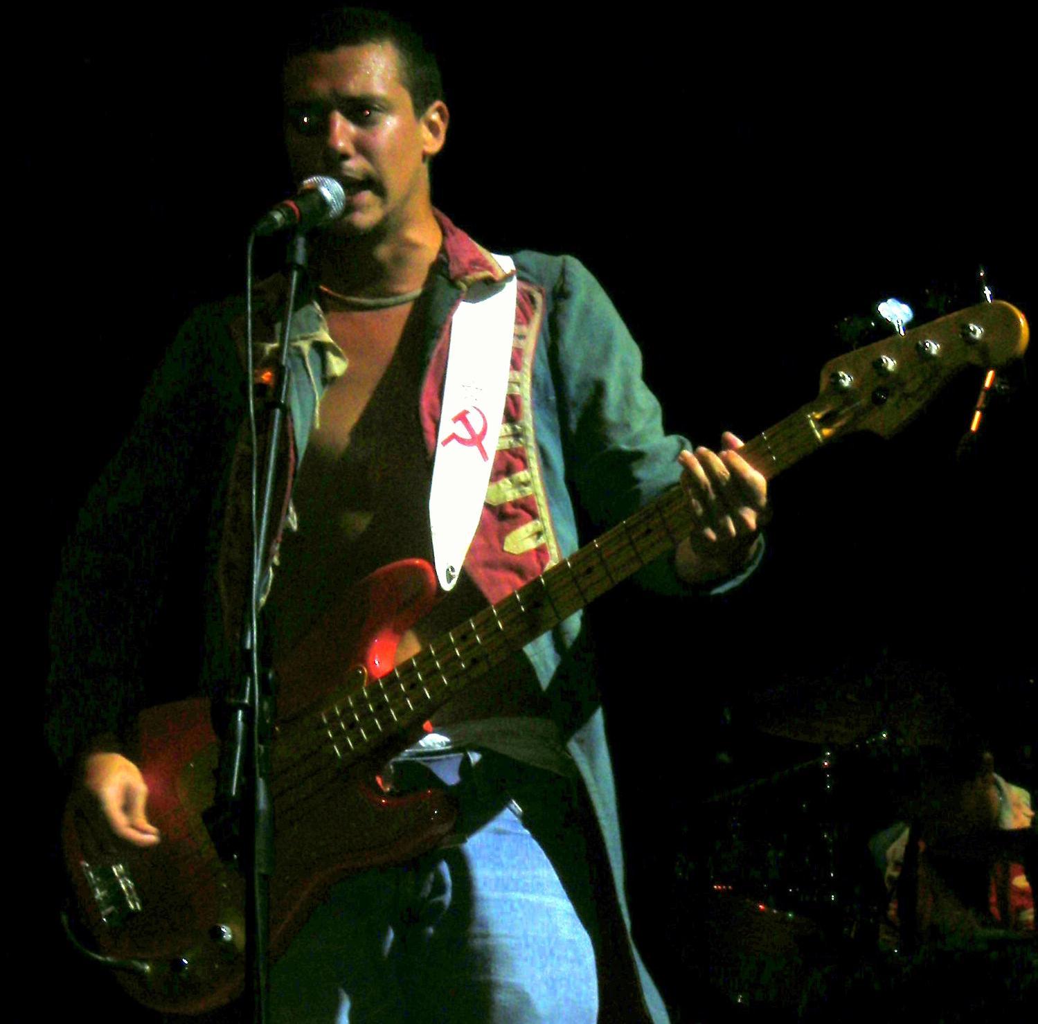foto via redkiteband.blogspot.it - Libri scritti da musicisti: parliamone.
