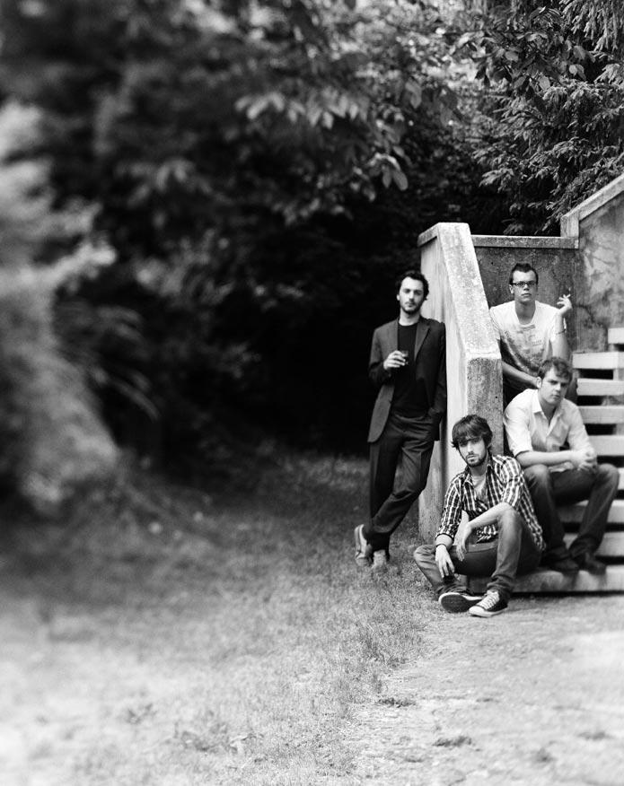Los Gatos Escobar, la copertina del Nanà EP