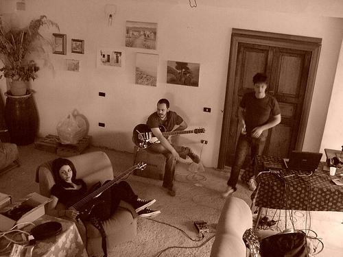 Boiler Room Napoli