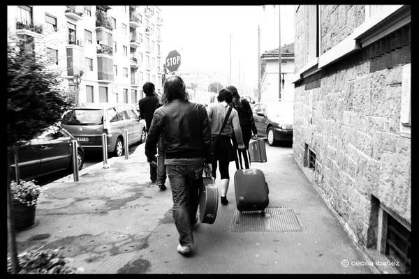 foto via BBC.com - Peter bradshaw e la sua chitarra ritrovata