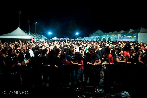 Lo Sponz Fest, organizzato da Vinicio Capossela, foto via 06live.com - Sponz Fest