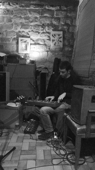Karim Qqru racconta 10 dischi italiani da riscoprire - Buon vecchio charlie con un giovane Richard Benson (via Bastonate.it)