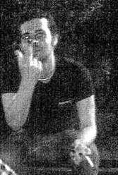 Un'immagine del video di Funeral Party di Rose Villain