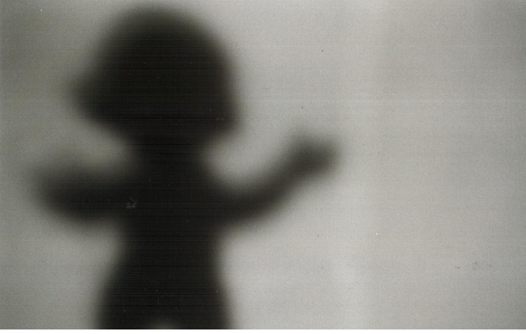 Un'immagine del video di HD Blue di Daniele Celona