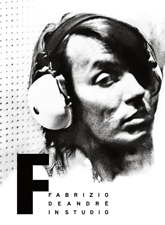 """Esce """"Fabrizio De André in studio"""", il nuovo cofanetto"""