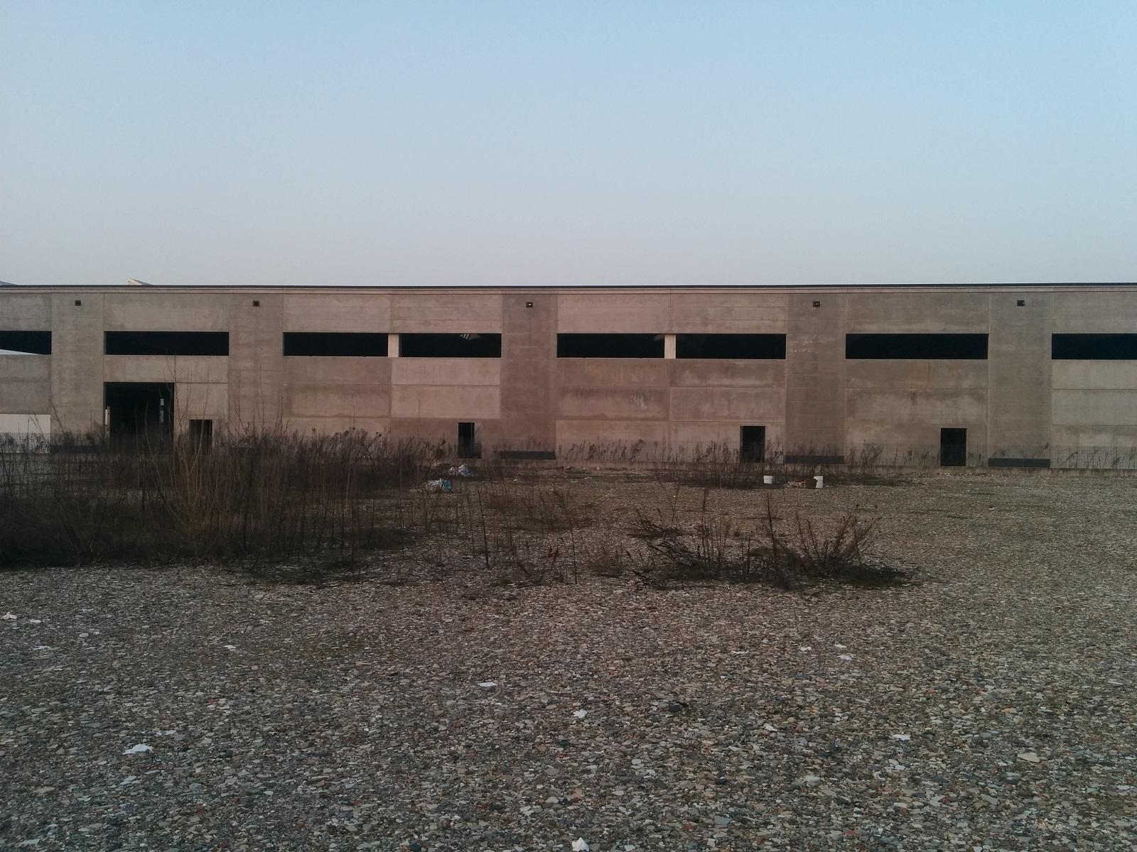 Machweo - La zona industriale di Carpi