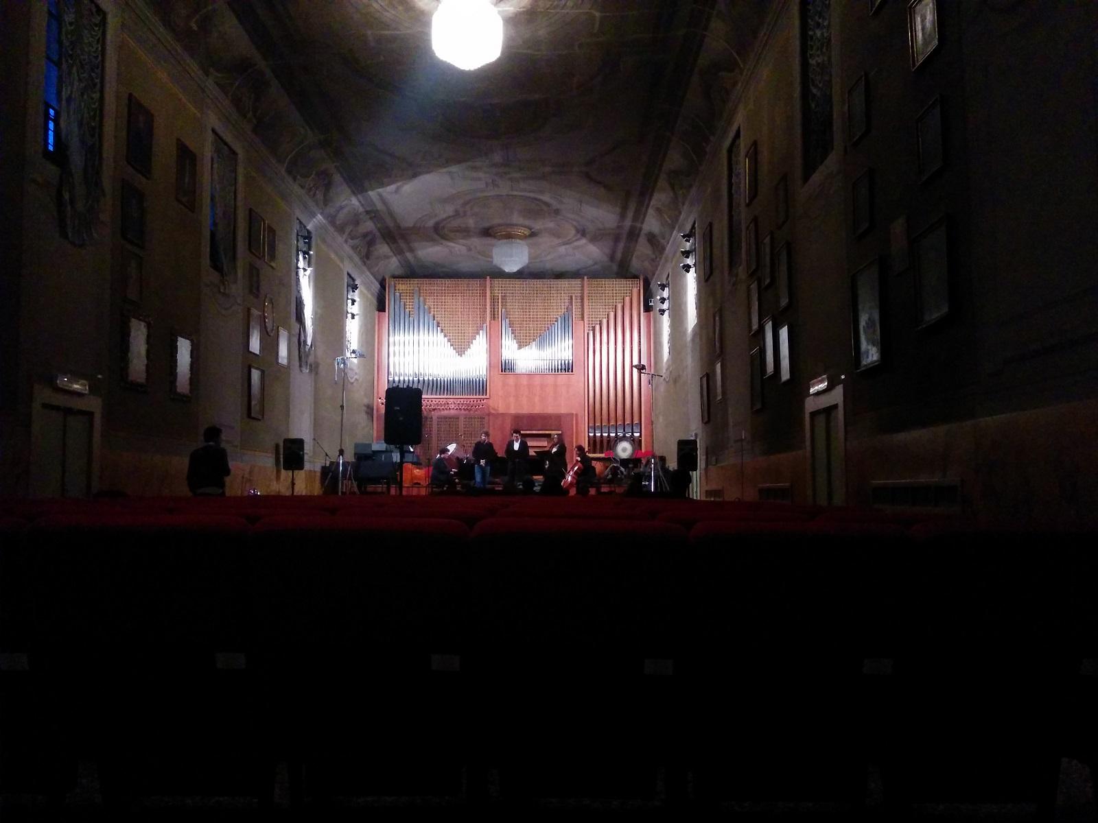 Machweo - Il Conservatorio di Bologna