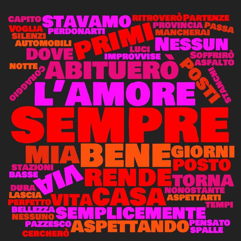Super Di cosa parlano le canzoni in gara a Sanremo 2017? - articolo JA58