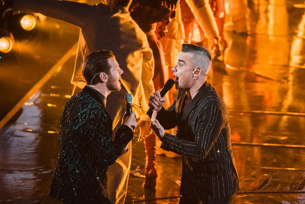 Il duetto che tutto il mondo chiedeva, foto di Starfooker