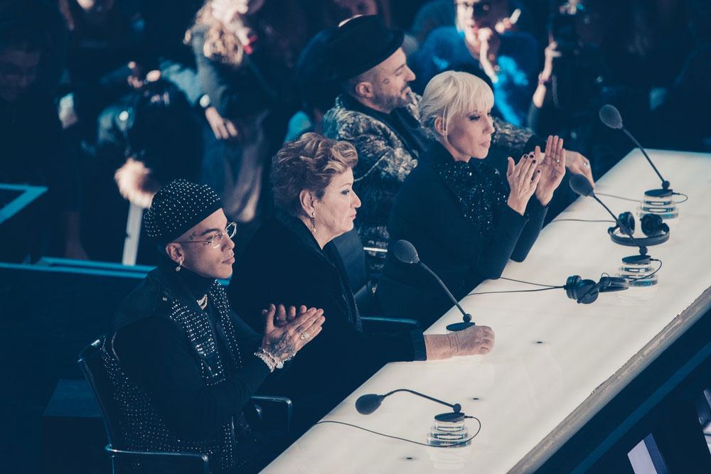 Entusiasmo in giuria, foto di Starfooker