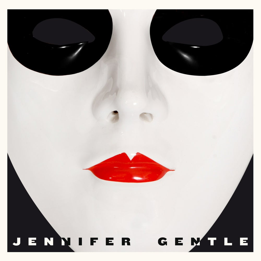 Copertina Jennifer Gentle